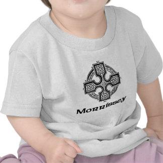 Morrissey Celtic Cross T Shirt