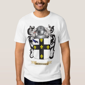 Morrissey Coat of Arms (Family Crest) T Shirt