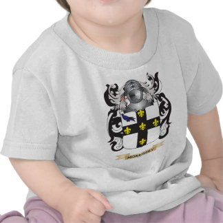 Morrissey Coat of Arms Family Crest Tee Shirts