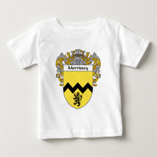 Morrissey Coat of Arms (Mantled) Baby T-Shirt