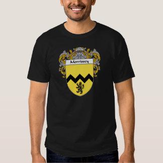 Morrissey Coat of Arms (Mantled) T Shirt