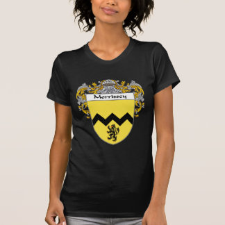 Morrissey Coat of Arms (Mantled) Tee Shirt
