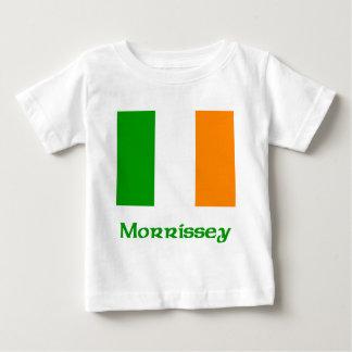 Morrissey Irish Flag Baby T-Shirt