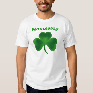 Morrissey Shamrock Shirts