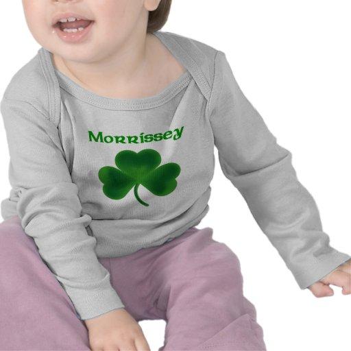 Morrissey Shamrock Tee Shirt
