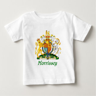 Morrissey Shield of Great Britain Baby T-Shirt