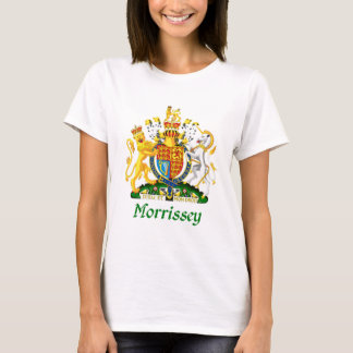 Morrissey Shield of Great Britain T-Shirt