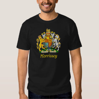 Morrissey Shield of Great Britain T-shirts