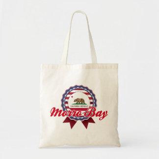 Morro Bay, CA Canvas Bag