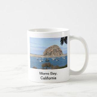 Morro Bay California! Basic White Mug