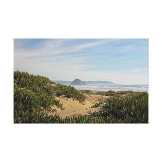 Morro Bay, California Gallery Wrapped Canvas