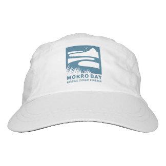 Morro Bay Estuary Logo Woven Performance Cap