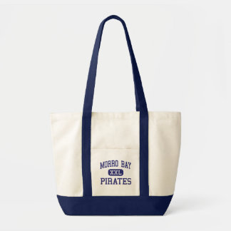 Morro Bay - Pirates - High - Morro Bay California Canvas Bag