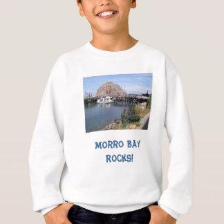 Morro Bay Rocks T Shirt