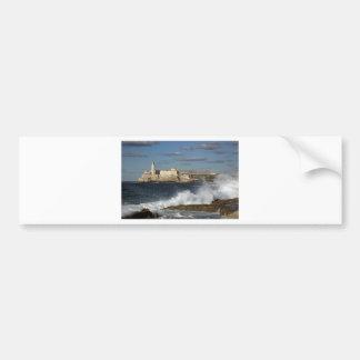Morro Castle Bumper Sticker