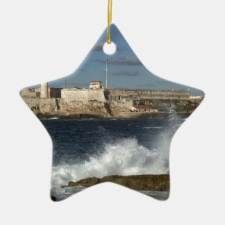Morro Castle Christmas Ornament