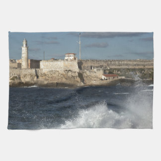 Morro Castle Towel
