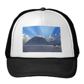Morro Rock and Horses Trucker Hat