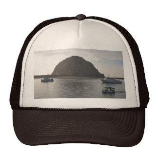 Morro Rock at Morro Bay, CA Cap