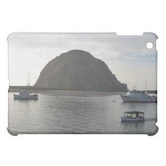 Morro Rock at Morro Bay CA Case For The iPad Mini