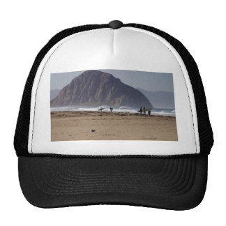 Morro Rock Beaches Surfers Mesh Hat