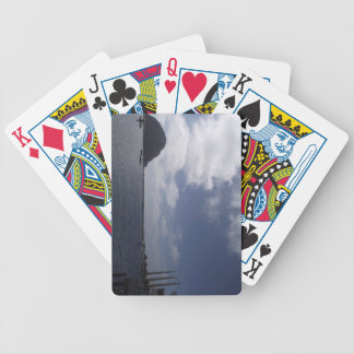 Morro Rock Bicycle Poker Cards