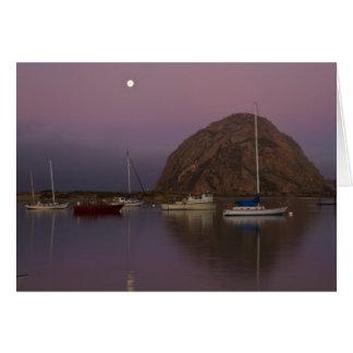 Morro Rock Card