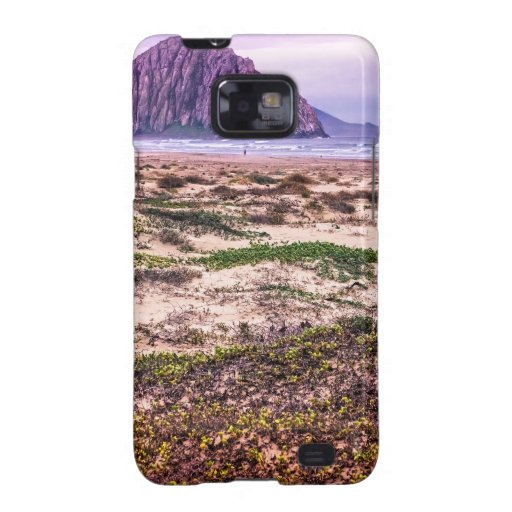 Morro Rock Dunes at Sunset Samsung Galaxy S2 Case