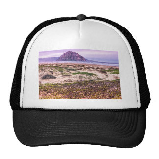 Morro Rock Dunes at Sunset Hats
