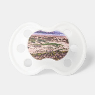 Morro Rock Dunes at Sunset Pacifier