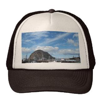 Morro Rock, Fishing Boats and the Embarcadero Trucker Hat