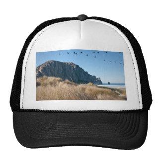 Morro Rock Trucker Hats
