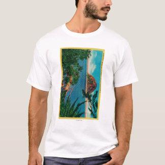 Morro Rock in San Luis Obispo County T-Shirt