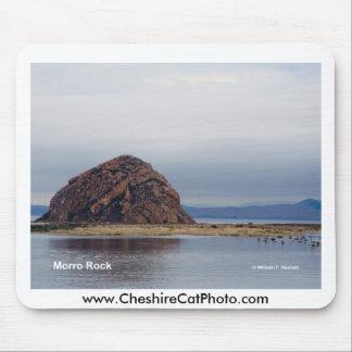 Morro Rock Morro Bay California Products Mousepads