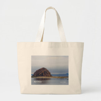 Morro Rock Morro Bay California Products Canvas Bag