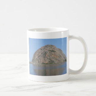Morro Rock Classic White Coffee Mug