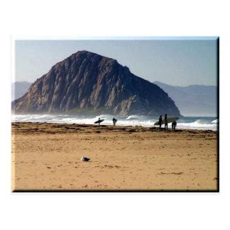 Morro Rock Postcard