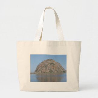 Morro Rock Jumbo Tote Bag