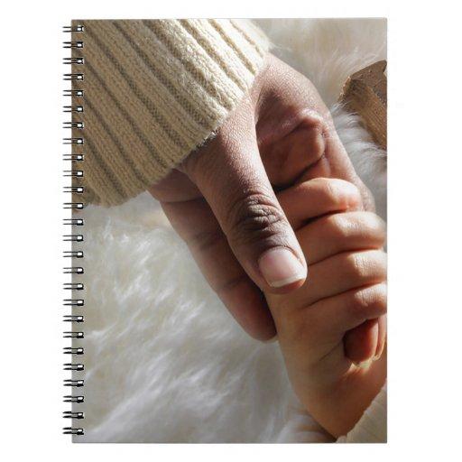 Morsdag/Mothers Day/Mother ' s love Spiral Notebook
