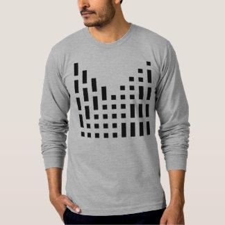 Morse Code Long Sleeve Tshirt