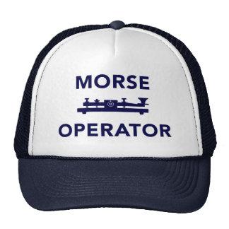 Morse Operator Hat/Cap Cap