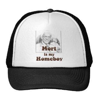 Mort is my Homeboy Cap