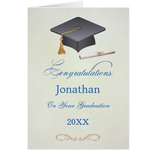 Congratulations Graduation Card Template   www.imgkid.com ...