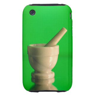 Mortar and pestle tough iPhone 3 case