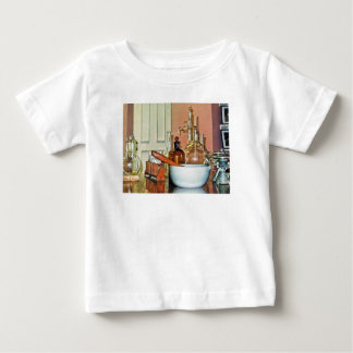 Mortar and Pestle in Perfume Shop Shirts
