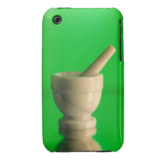 Mortar and pestle iPhone 3 case