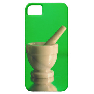 Mortar and pestle iPhone 5 covers