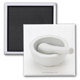 Mortar and Pestle Magnet