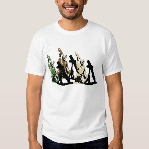 Mortar Madness Tshirts