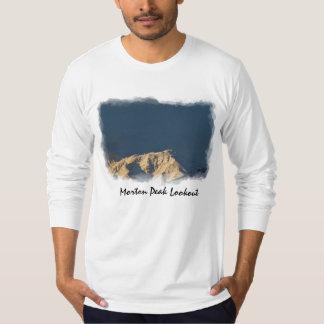 Morton Peak, CA Front T-Shirt